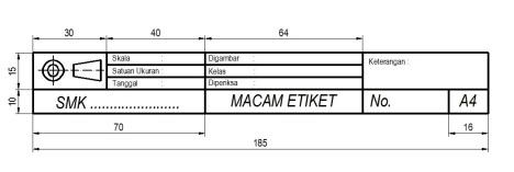 Hasil gambar untuk ETIKET GAMBAR
